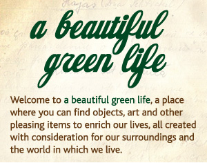 Welcome to a beautiful green life